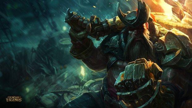 League of Legends: Gangplank ist von den Toten auferstanden!