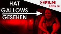 Gallows Filmkritik: Wenn ihr dieses Jahr nur einen Horrorfilm seht - dann bitte nicht diesen!
