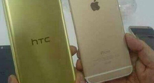 HTC A9 auf Foto geleakt – sieht aus wie iPhone 6 [Gerücht]
