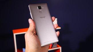 Honor 7: Update auf Android 6.0 Marshmallow wird verteilt