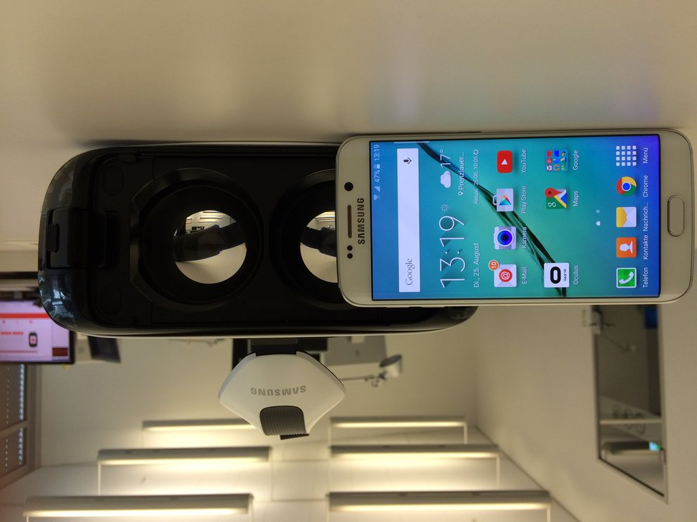 Samsung Gear VR S6 Edge