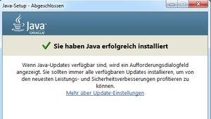 Java Runtime Environment (64 bit)