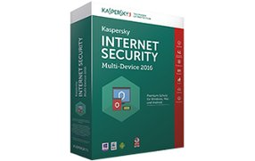Kaspersky Internet Security Multi-Device 2016