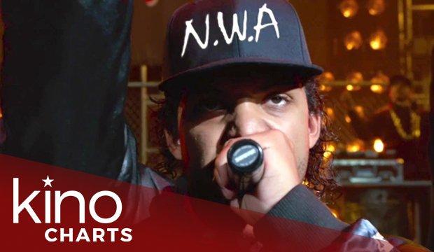 Kinocharts: Sinister 2 und Hitman - Agent 47 werden von N.W.A. gedisst