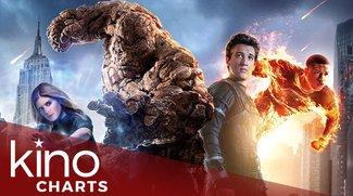 Kinocharts: The Fantastic Four versagt auf ganzer Linie