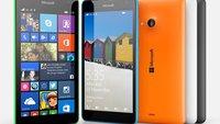 Microsoft RM-1201: Lumia 535 Nachfolger mit Windows 10 Mobile