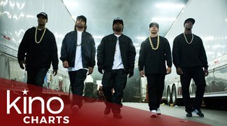 Kinocharts: N.W.A-Biopic Straight Outta Compton degradiert die Konkurrenz