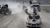 Mad Max Fury Road: Mit GoCarts und Paintball-Waffen auf der Jagd