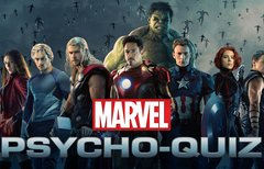 Marvel-Helden Psycho-Quiz:...