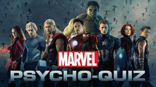 Marvel-Helden Psycho-Quiz: Welcher Marvel Superheld bist du?
