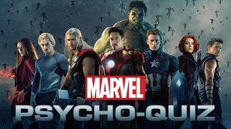 Marvel-Helden Psycho-Quiz: Welcher Marvel Superheld bist du?