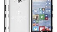 Microsoft Lumia 950 in Weiß auf neuem Bild bestätigt Design