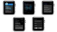 E-Mail am Handgelenk: Microsoft Outlook für Apple Watch erlaubt Beantworten von Mails