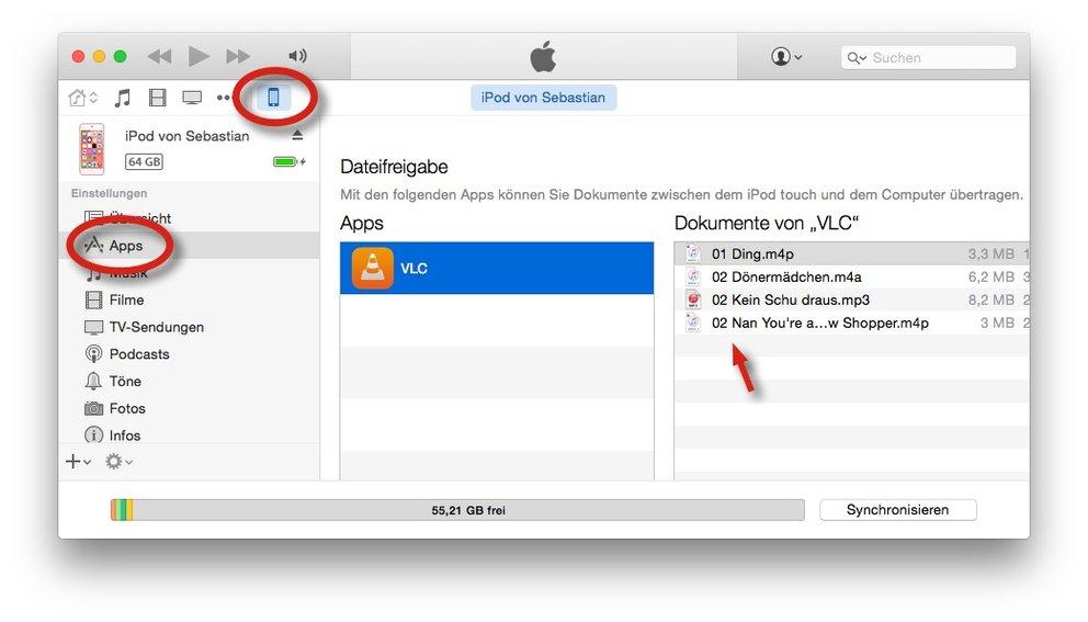 Musik Von Iphone Auf Mac