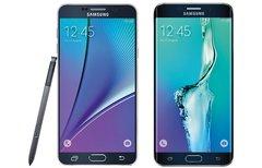 Samsung Galaxy Note 5 und S6...