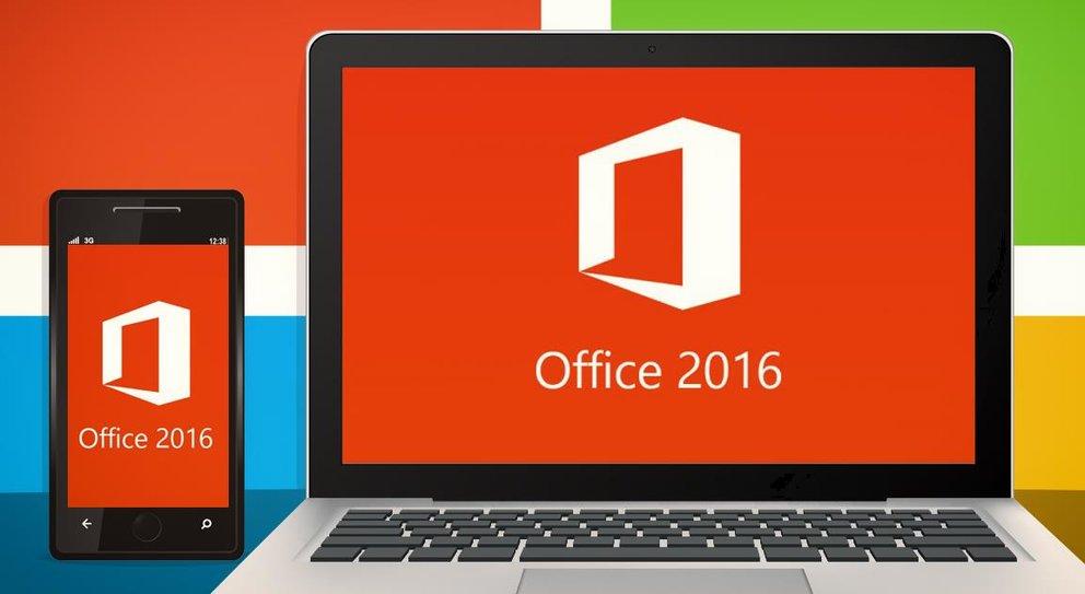 Office 2016 Banner