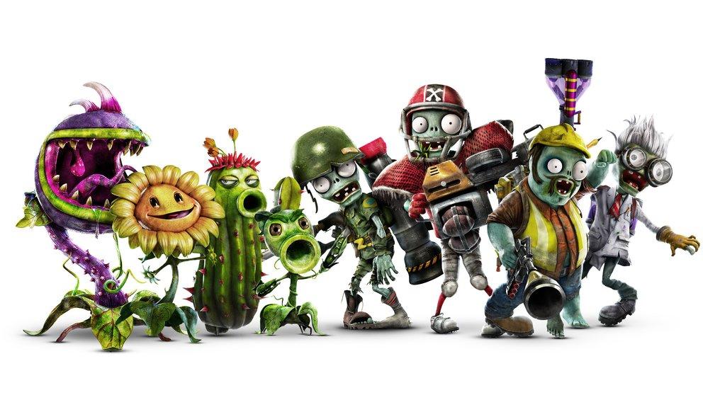 Plants Vs Zombies Garden Warfare 2 Alle Infos Bei Giga