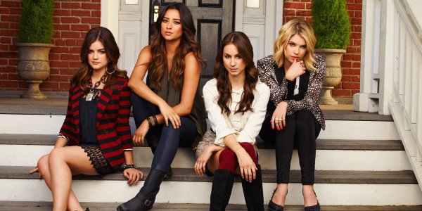 Pretty Little Liars ©ABC Family