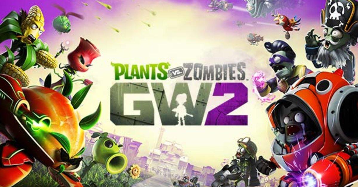 Plants Vs Zombies Garden Warfare 2 Alle Charaktere Und Klassen