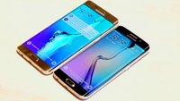 Samsung Galaxy S6 edge+ und Galaxy S6 edge im Videovergleich