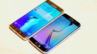 Samsung Galaxy S6 und S6 edge: Update bringt Funktionen des Galaxy S6 edge+