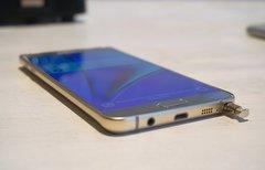 Samsung-Patent: S-Pen wird zum...