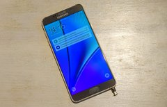 Galaxy Note 6 Lite: Arbeitet...