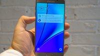 Samsung Galaxy Note 5 besitzt bestes Smartphone-Display am Markt – laut Displaymate