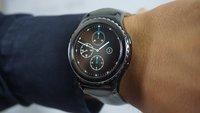 Samsung Gear S2 kommt ab 8. Oktober nach Deutschland – zu saftigen Preisen