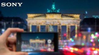 Sony Xperia Z5: Teaser deutet Kamera mit hybridem Autofokus an