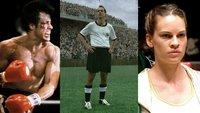 Die besten Sportfilme aller Zeiten: 10 Sieger der Herzen