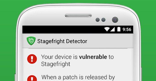 """Diese Apps sagen dir, ob """"Stagefright"""" dein Smartphone bedroht"""