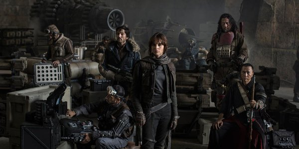 Star Wars Rogue One Cast