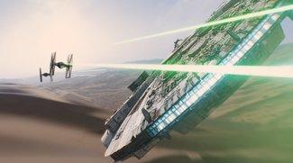 Star Wars 7: Neue Bilder und Details zur Story