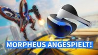 Project Morpheus: Funktioniert VR auf der PlayStation 4?
