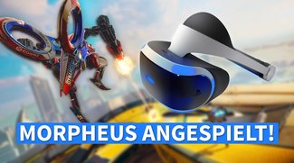 Project Morpheus: Funktioniert VR auf der PlayStation 4?