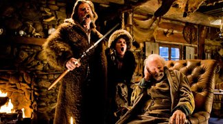 The Hateful Eight: 4 exklusive Charakterposter zu Quentin Tarantinos Schneewestern bei uns!