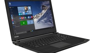 Toshiba Satellite C40-C-10Q: 299€ Windows 10 Notebook mit 14 Zoll