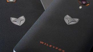 Wileyfox: Britisches Startup stellt 2 Smartphones mit Cyanogen OS vor [Update: Release bekannt]