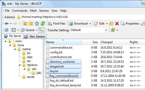 WinSCP-Portable