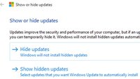 Windows-10-Updates deaktivieren (Microsoft Hotfix)