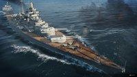World of Warships: Deutsche Schiffe - Infos zu Bismarck, Tirpitz, Dresden und Hermelin!