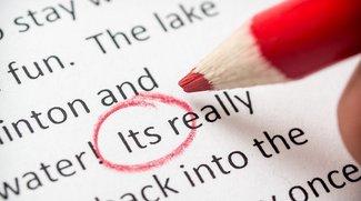 Word-Rechtschreibprüfung aktivieren und richtig nutzen - so geht's