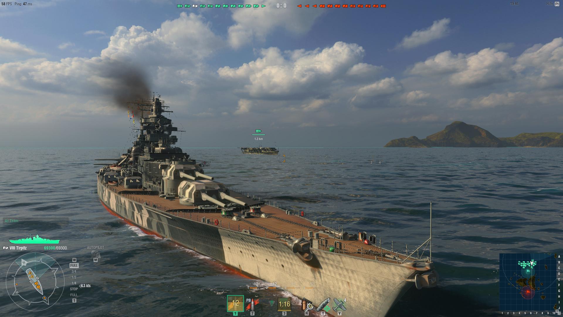 Die Tirpitz