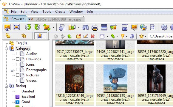 xnview download freeware deutsch