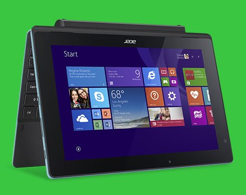 acer aspire switch 10 e stehend