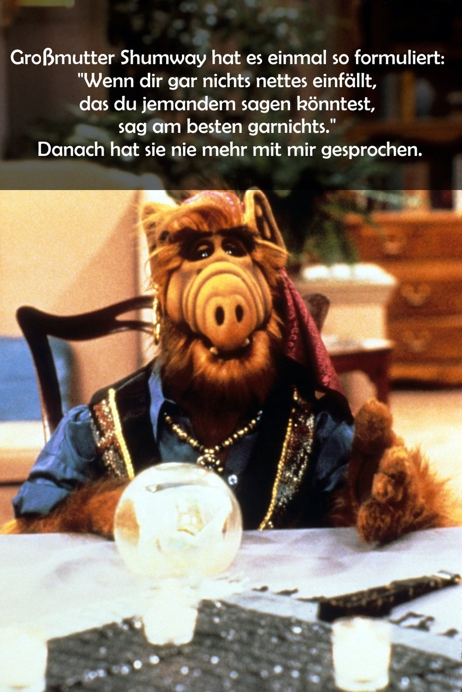 Alf Zitate