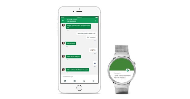 iPhone versteht sich ab sofort mit Android Wear-Smartwatches