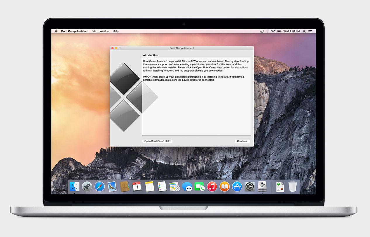 Bootcamp: Windows 10 auf Mac installieren – so geht's – GIGA