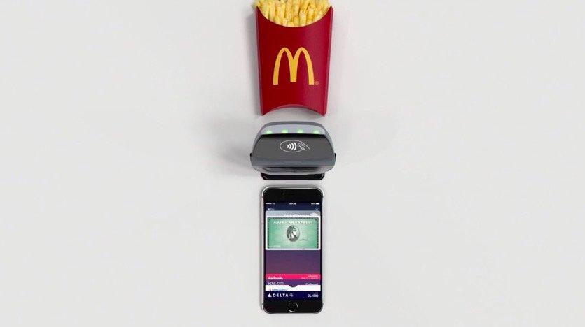 Apple bewirbt Apple Pay in neuem iPhone-Werbespot